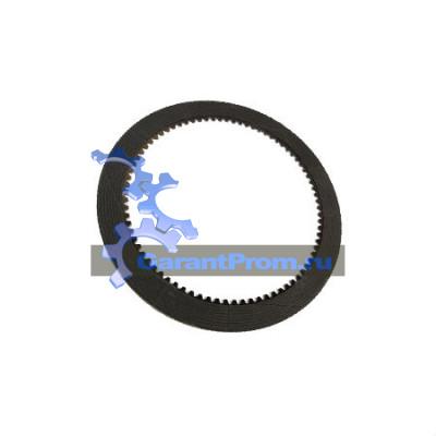 Фрикционный диск КПП 1697055 на погрузчики и спецтехнику Caterpillar
