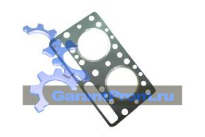 Металло-асбестовая прокладка головки блока цилиндров 51-02-110СП на ЧТЗ