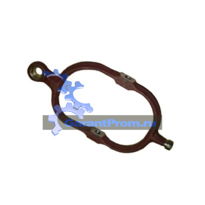 Рычаг муфты сцепления 24-14-104СП на ЧТЗ