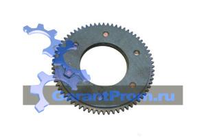 17-73-139СП диск ПД (клепаный) на ЧТЗ