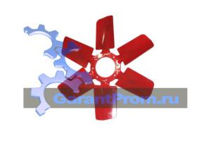 07146-01СП крестовина вентилятора на ЧТЗ