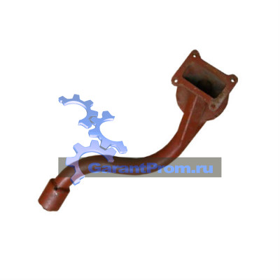 Труба выхлопная ПД 17-05-187CП на ЧТЗ
