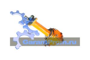 17-74-8СП механизм ручного вращения на ЧТЗ
