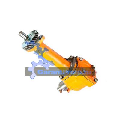 Механизм ручного вращения 17-74-8СП на ЧТЗ