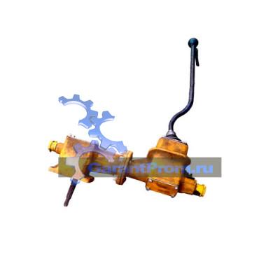 Механизм переключения передач левый 20-12-131СП на ЧТЗ