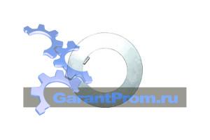 Шайба стопорная для КПП 700-31-2543 на ЧТЗ