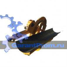 Рама тяговая с отвалом ДЗ-98.34.00.000-01 на грейдер ДЗ-98