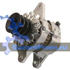 1812006034 генератор для Hitachi / Isuzu с двигателем 6НК1