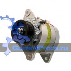 600-861-6110 генератор (24В, 60А) на KOMATSU