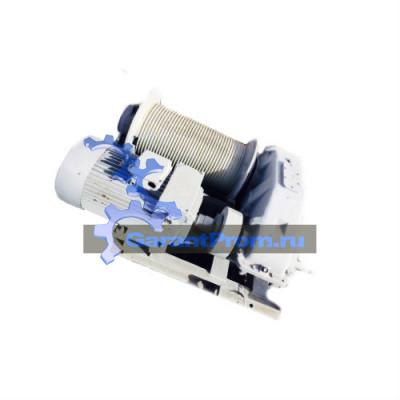 Редуктор лебедки вспомогательного подъема 10 DFA 6-500x56 на РДК-250(25)-2
